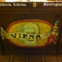 Photo taken at Viena by Joan C. on 8/18/2012
