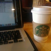 Photo taken at Starbucks by James E. on 3/7/2012