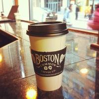Boston Common Coffee Company Boston Ma