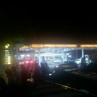 Photo taken at Shell by Enrique R. on 3/10/2012