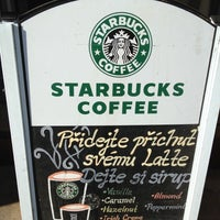 Photo taken at Starbucks by Michelle C. on 5/2/2012