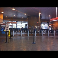Photo taken at MARTA - Airport Station by Mando on 7/21/2012