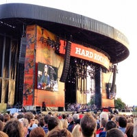 Foto tirada no(a) Hard Rock Calling por Benjamin F. em 7/15/2012