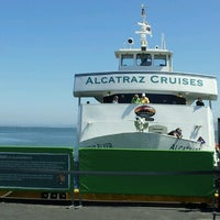 Photo taken at Alcatraz Cruises by Lara F. on 8/10/2012
