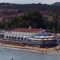 Photo taken at La Taverna del Mar by Олег Н. on 6/22/2012