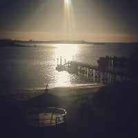 Photo taken at The Peaks Island House by Melissa A. on 6/17/2012