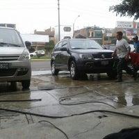 Photo taken at Car Wash El Paisa Víctor by Alberto D. on 6/8/2012