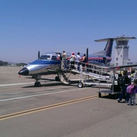Photo taken at McClellan-Palomar Airport (CLD) by Mike F. on 6/17/2012