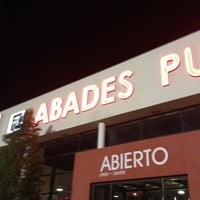 Photo taken at Abades Puerta de Andalucía by Makinota S. on 7/31/2012