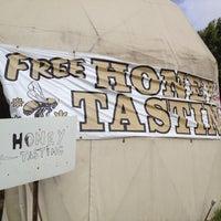 Photo taken at Marshall's Honey Farm by Bill K. on 5/17/2012