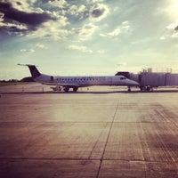 Photo taken at Appleton International Airport (ATW) by Rose D. on 6/7/2012