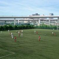 Photo taken at かえつ有明中学・高等学校 by 堀 裕. on 7/16/2012