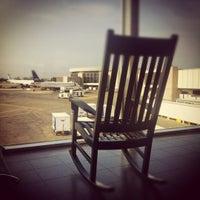 Photo taken at Terminal A by Artemus P. on 5/27/2012