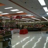 Photo taken at Winn-Dixie by Caren C. on 2/10/2012