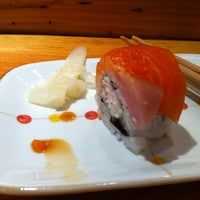 Photo taken at Miyabi Sushi by Karen S. on 6/17/2012