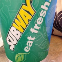 Photo taken at Subway - Lenox Marketplace by Kelly H. on 6/29/2012