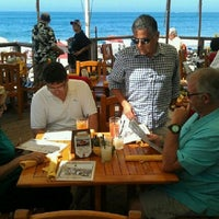 Photo taken at The Beachcomber Cafe by John R. on 9/9/2012