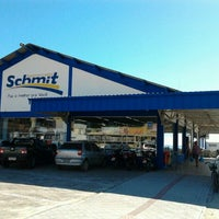 Photo taken at Supermercado Schmit by Arbust A. on 4/2/2012