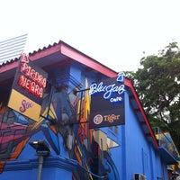 Photo taken at Piedra Negra by Naruki S. on 3/19/2012