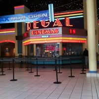 Photo taken at Regal Cinemas Arbor Place 18 & IMAX by Ray L. on 6/2/2012