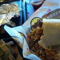 Photo taken at Moe's Southwest Grill by Ron H. on 3/10/2012