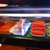 Photo taken at Goro's Sushi by Ty H. on 4/10/2012
