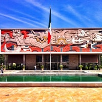 Photo taken at Tecnológico de Monterrey (Campus Monterrey) by Daniel G. on 8/15/2012