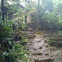 Photo taken at Wisata Suku Baduy by Adhi S. on 2/15/2012