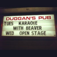 Photo taken at Duggan's Pub by Sarah S. on 6/28/2012
