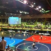 Photo taken at La Crosse Center by Kyle H. on 3/10/2012