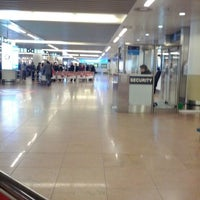 Photo taken at Arrivals by Bert P. on 3/11/2012
