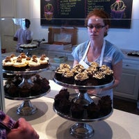 Photo taken at Charm City Cupcakes by Earl G. on 6/18/2012