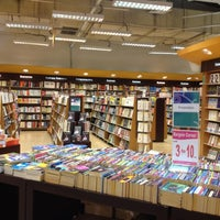 Photo taken at Popular Bookstore by Azam on 4/13/2012