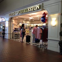 Photo taken at Charleston International Airport (CHS) by Robin S. on 4/17/2012