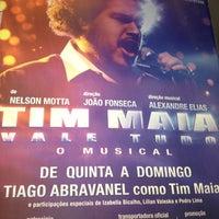 Photo taken at Teatro Procópio Ferreira by Paula D. on 3/18/2012