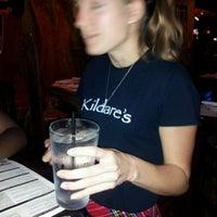 Photo taken at Kildare's Irish Pub by Jasmine T. on 5/4/2012