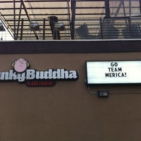 Photo taken at The Funky Buddha Lounge by Kat on 8/1/2012