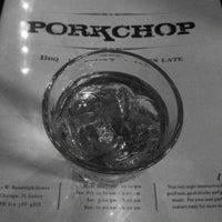 Photo taken at Porkchop by Matthew M. on 2/13/2012