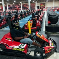 Photo taken at K1 Speed by Heartz T. on 9/5/2012