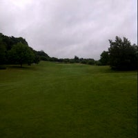 Photo taken at Benona Shores Golf Course by Eric S. on 6/1/2012