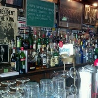 Photo taken at Henninger's Tavern by Jonathan G. on 6/12/2012