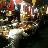 Photo taken at Miyabi Sushi by Jim Y. on 8/25/2012