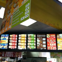 Photo taken at Del Taco by Luiz L. on 8/22/2012