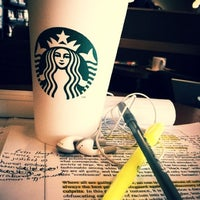 Photo taken at Starbucks by Bea A. on 3/31/2012