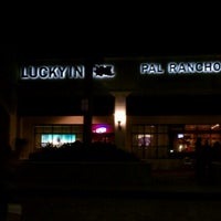 Photo taken at Lucky Inn by Gregorio N. on 6/3/2012