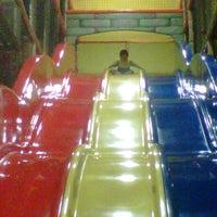 Photo taken at Chipmunks Playland & Cafe by Bunda F. on 9/2/2012