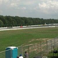 Photo taken at Pocono Raceway by Michael M. on 8/5/2012