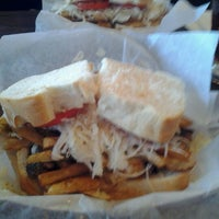 Photo taken at Primanti Bros. by lydorin r. on 6/7/2012