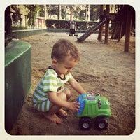 Photo taken at Playground by Felipe B. on 2/4/2012