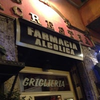 Photo taken at Sacrestia - Farmacia Alcolica by Paolo M. on 6/8/2012